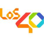 Agencia de medios Logo Los 40